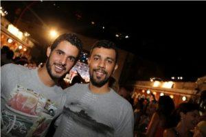 Alexey Martinez e Leo Santana - Foto Uran Rodrigues 03