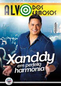 Revista Alvo dos Famosos-Xanddy