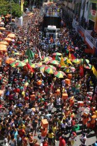 olodum no carnaval