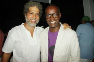 Ensaio do Cortejo Afro 23.01 - Alberto Pitta e Estevão Ciavatta
