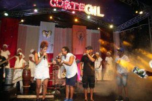Ensaio do Cortejo Afro 23.01 - Banda Cortejo Afro, Marcia Castro, Compadre Washington, Beto Jamaica e Márcio Victor
