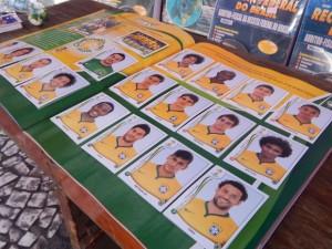 Álbum da Copa de 2014 / Seleção Brasileira
