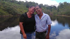 Seu Valdenor e Dona Brasilina são casados há 40 anos