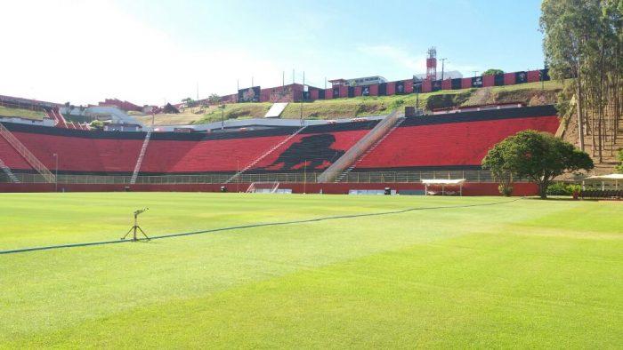 Estádio Manoel Barradas, mais conhecido como Barradão