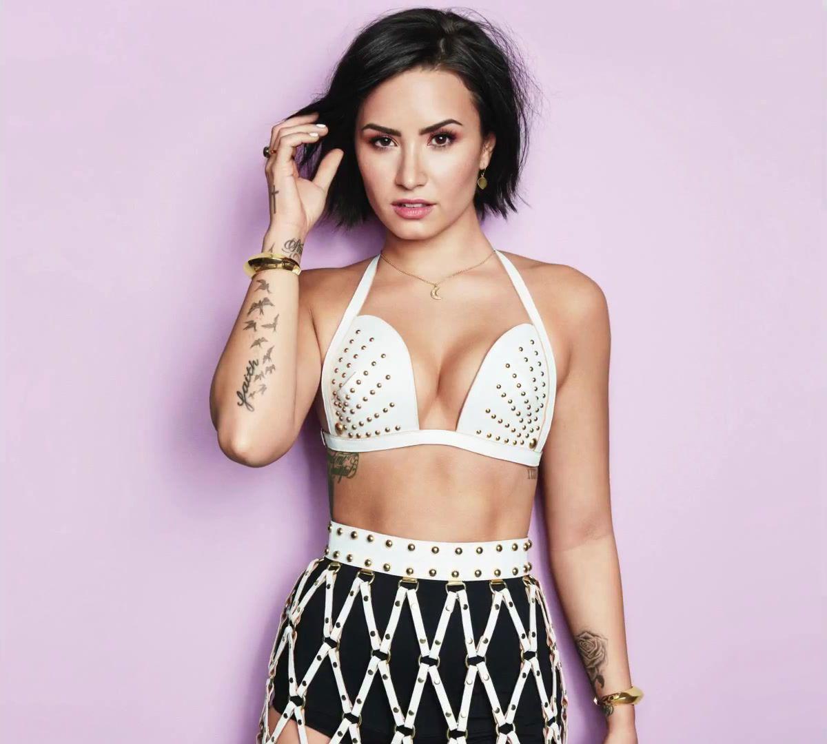 Resultado de imagem para Demi Lovato