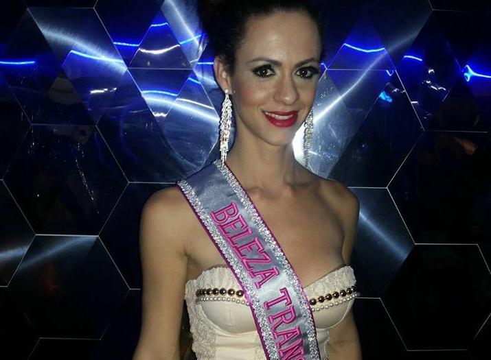 Maria Fernanda foi a campeã em 2014