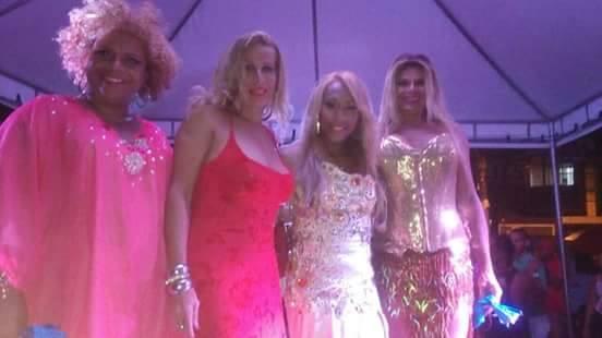 Divas no Miss Pernambués 2015