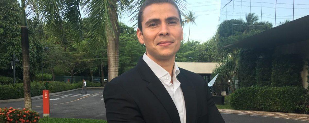 Ernesto Gonzalez, representante de conformidade da Odebrecht