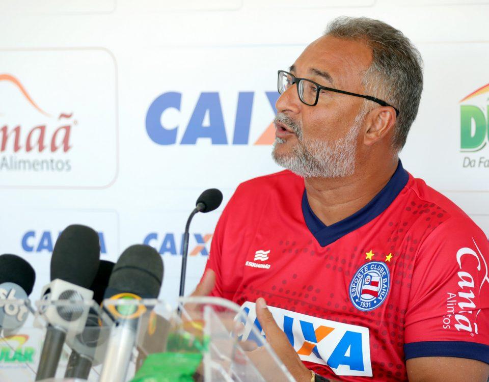 Luiz Sapucaia, médico do Bahia (Foto:  Felipe Oliveira / EC Bahia)